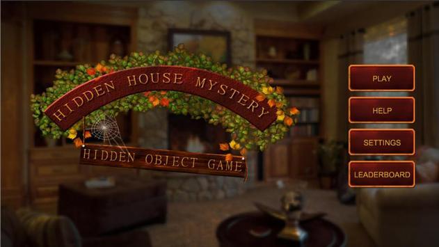 Hidden House Mystery poster