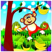 Kong Run- A thrilling ride through jungle *Free* icon
