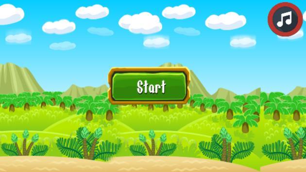 Kong Run- A thrilling ride through jungle *Free* screenshot 1