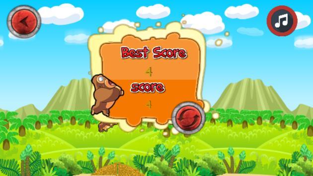 Kong Run- A thrilling ride through jungle *Free* screenshot 5
