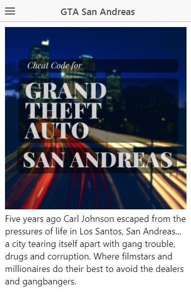 download cheat for grand theft auto san andreas for android