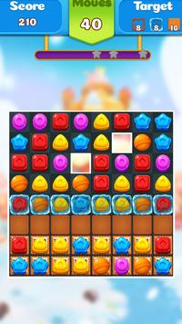 Candy Garden Mania apk screenshot