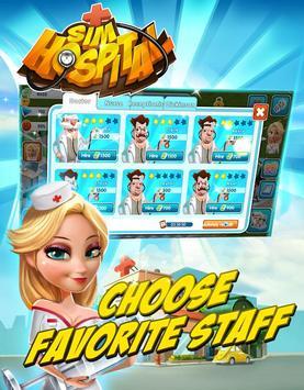 Sim - Hospital: Hay Happy Day screenshot 2