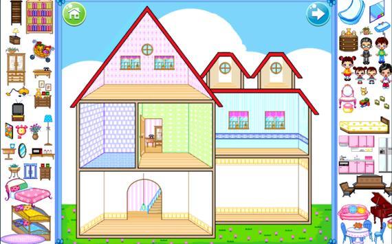 My Dream House Decoration Apk Screenshot