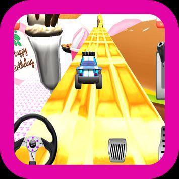 Candy Climb Race - 4x4 screenshot 12