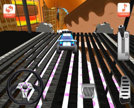 Candy Climb Race - 4x4 screenshot 4