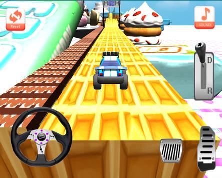 Candy Climb Race - 4x4 screenshot 5