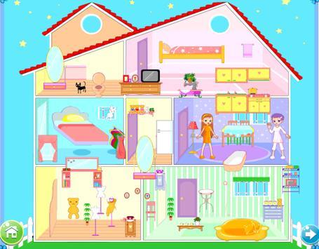 Home Decor Games screenshot 1