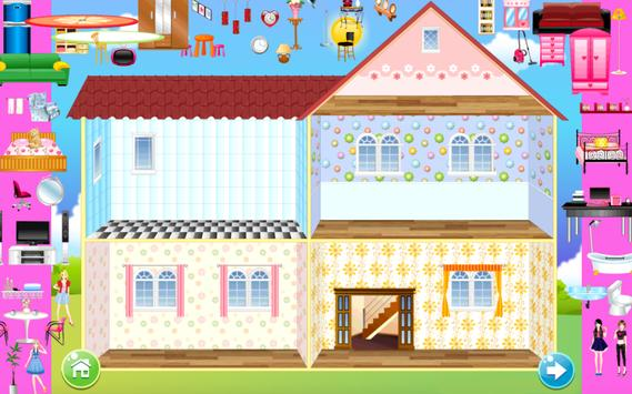 home decoration games poster home decoration games apk screenshot - House Decorating Games