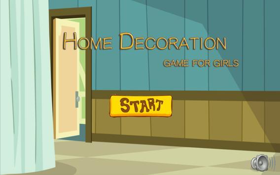 Home Decoration Games screenshot 6
