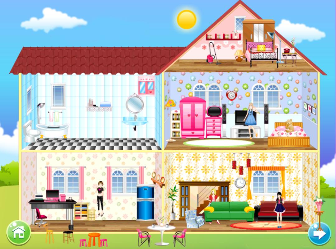 Home Decoration Games For Android