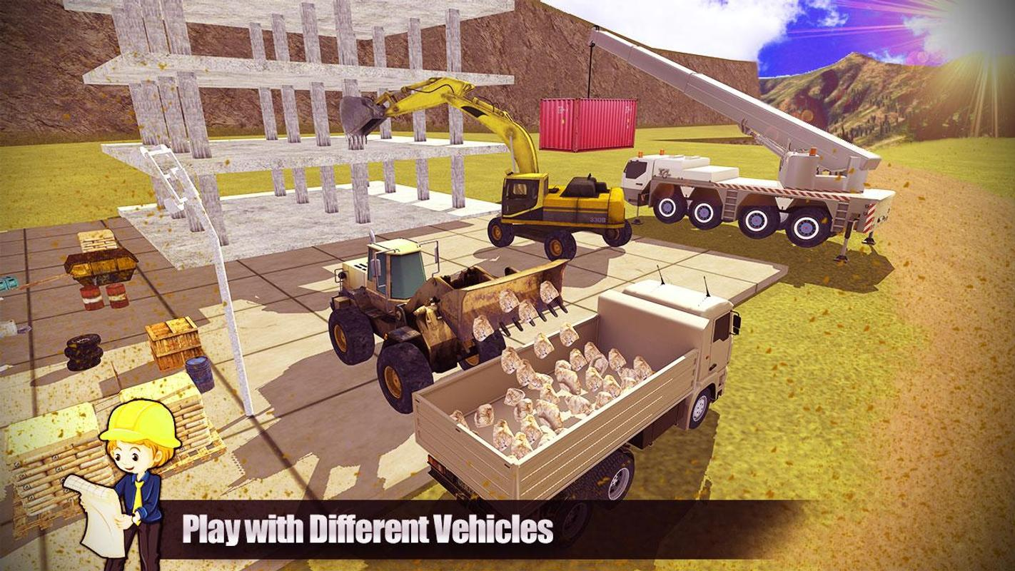best free construction simulator game