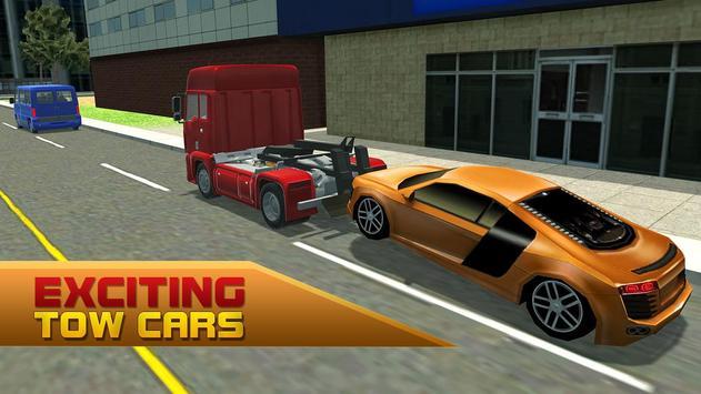 Tow Truck screenshot 1