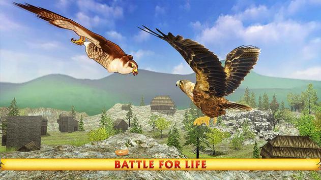 Wild Falcon Simulator 3D apk screenshot