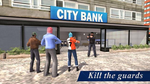 Bank Robbery Crime Simulator poster