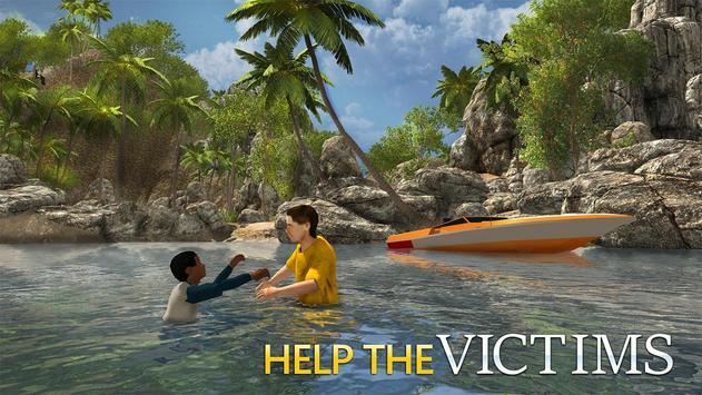 Beach Lifeguard Rescue Duty apk screenshot