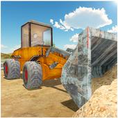 Heavy Bulldozer Simulator PRO icon