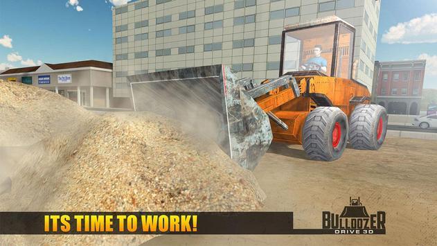 Heavy Bulldozer Simulator PRO poster
