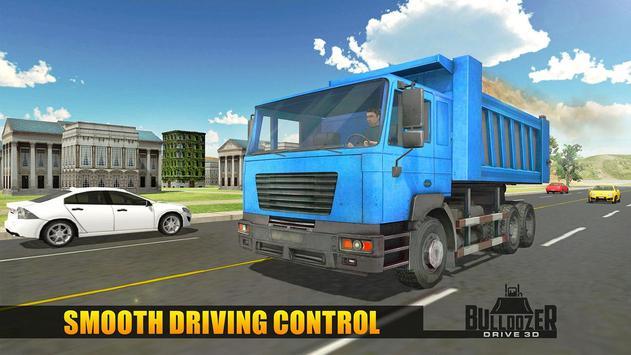 Heavy Bulldozer Simulator PRO apk screenshot