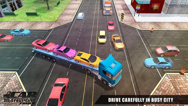 Car Transporter Truck USA apk screenshot