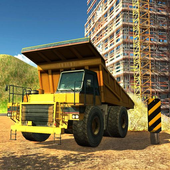 Dumper Truck Simulator 3D icon