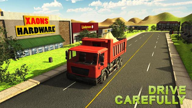 Dumper Truck Simulator 3D apk screenshot