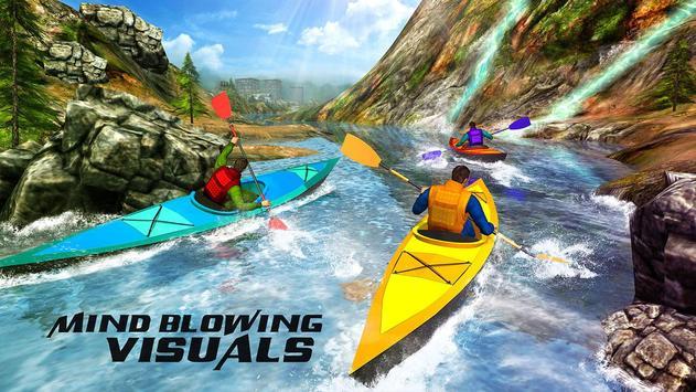 Raft Survival Race Game 3D apk screenshot
