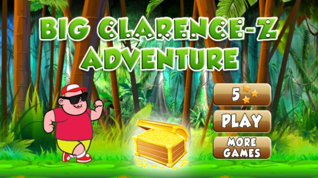 Big Clarence Running apk screenshot