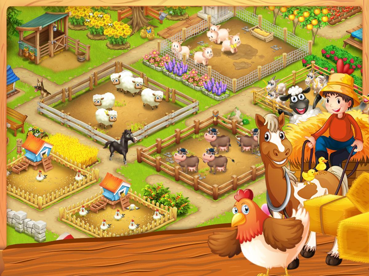 картинки животных с игры моя ферма какие симптомы при