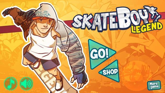 Skater Boy Legend screenshot 5
