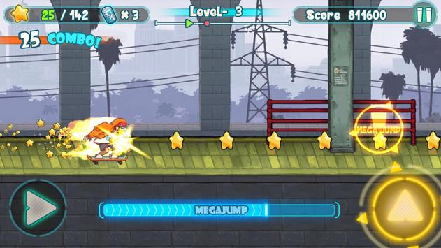 Skater Boy Legend screenshot 6
