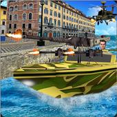 Venice Speed Boat Commando icon