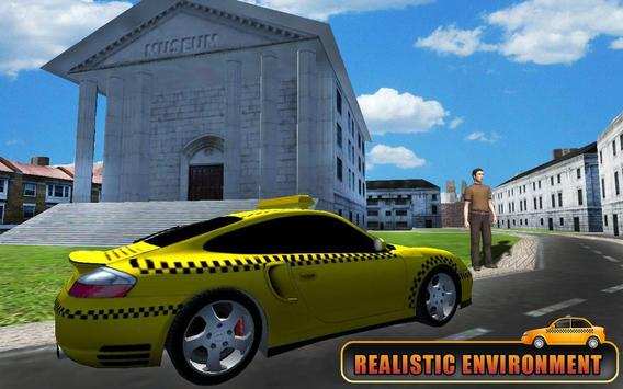 Modren City Taxi Driver 2016 apk screenshot