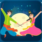 Navratri GIF icon