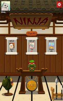 Ninja Super Jump poster