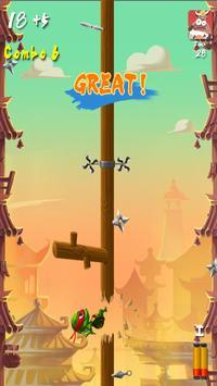 Ninja Super Jump apk screenshot