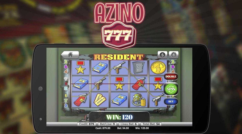 автоматы онлайн azino777