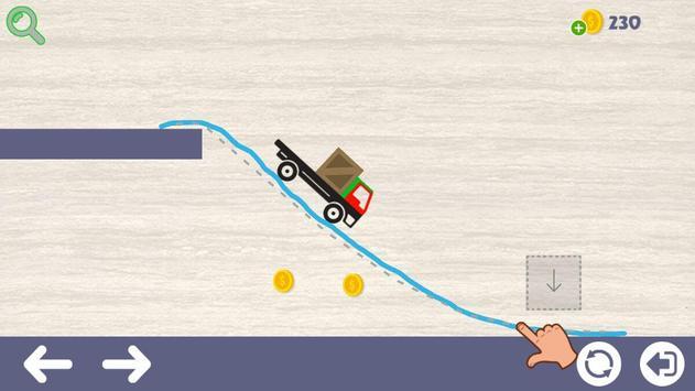 Brain on the truck physics screenshot 1