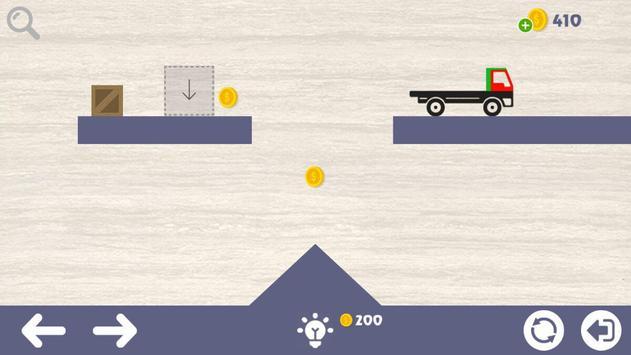 Brain on the truck physics screenshot 2