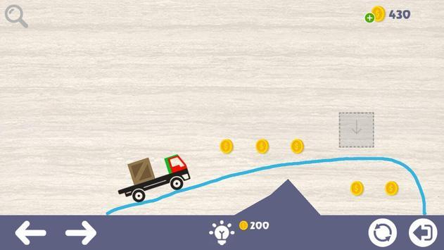 Brain on the truck physics screenshot 4