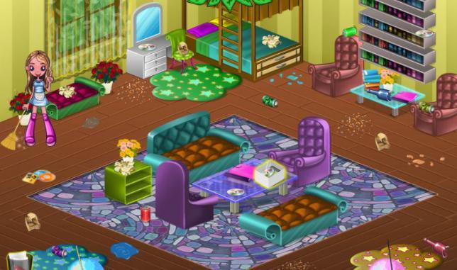 لعبة تنظيف المنزل الكبير For Android Apk Download