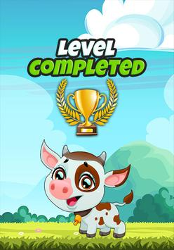 Bubble Cow Shooter - Games Pop. Blast, Shoot Free apk screenshot
