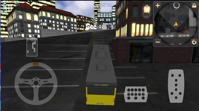 Bus Traffic Simulator 3D screenshot 1