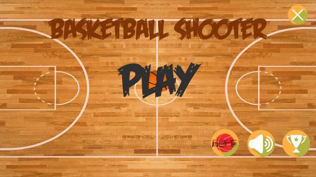 Basketball Shooting poster