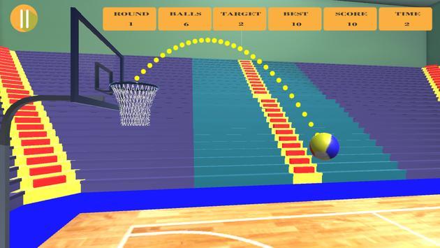 Basketball Shooting apk screenshot