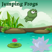 Jumping Frogs icon