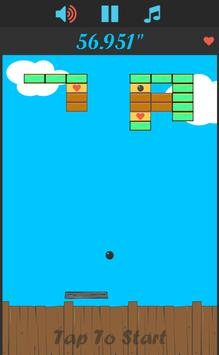 Smashing Brick Arcade apk screenshot