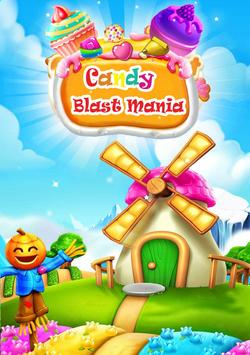 Candy Blast Mania poster