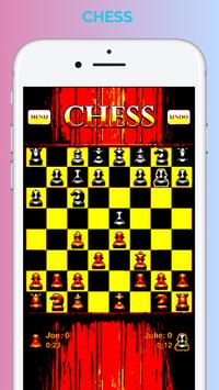 chess for you poster