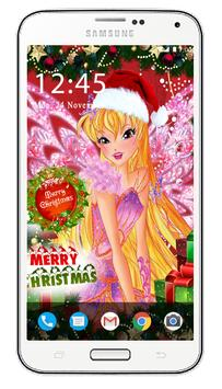 Christmas Winx Club Wallpapers HD screenshot 3